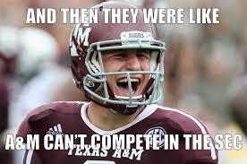 Texas A M Memes - the best texas a m memes heading into the 2015 season