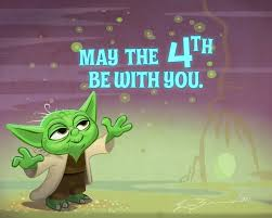 May The Fourth Be With You Meme - may the 4th cartoon may the force be with you know your meme