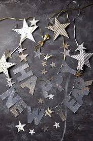 New Year Decorations Pinterest by Best 25 Happy New Year Banner Ideas On Pinterest Nye 2016 New