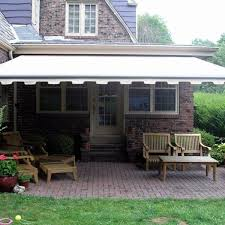 Motorized Awnings For Sale Retractable Awning Custom Made In Nj