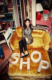 Kourtney Kardashian New Home Decor by Kourtney Kardashian U0027s Vintage Shopping Tips Popsugar Home