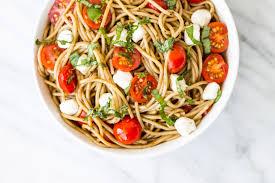 low fodmap caprese pasta salad fun without fodmaps