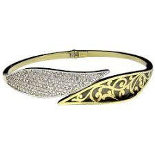 diamond studded diamond studded gold bracelets satguru jewels exporter in khar