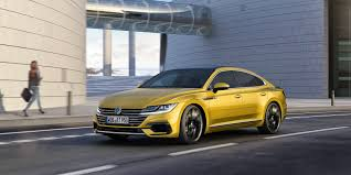 new volkswagen sedan new volkswagen arteon revealed at geneva the drive