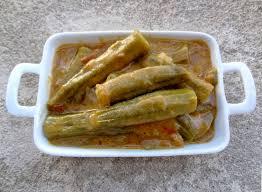 cuisine indienne recette gombos à l indienne sauce curry lait de coco la tendresse en