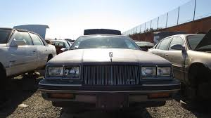 junkyard find 1986 buick regal somerset custom