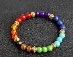 stones bracelet images 7 chakra stones bracelet bluegorillainc png