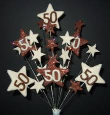 50th cake topper age 50th birthday cake topper in choc postage 3 25
