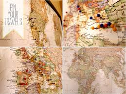 World Map Push Pin Board by Maps Update 1300870 Travel Maps With Pins U2013 Travel Maps With