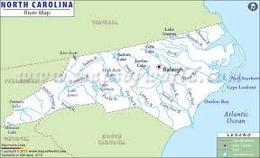 buy carolina river map