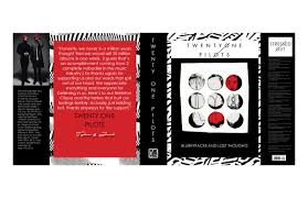 twenty one pilots blurryface lyric book on behance