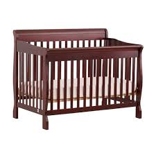 Fixed Side Convertible Crib Craft Modena Fixed Side 4 In 1 Convertible Crib