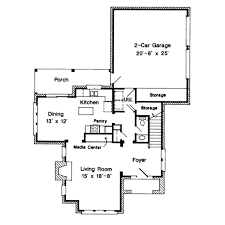 tudor style house plans tudor style house plan 3 beds 2 50 baths 2150 sq ft plan 410 213