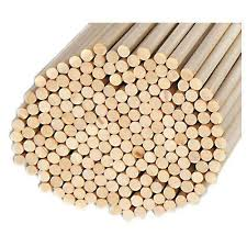 Decorative Dowel Rods Wood Dowel Pins Crafts Ebay