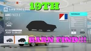 Barn Find 3 Forza Horizon Forza Horizon Barn Find 4 Location Kettle Hills Bugatti Ss