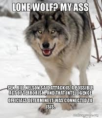 Lone Wolf Meme - lone wolf memes memes pics 2018