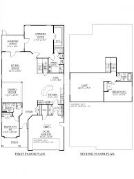 3 bedroom house floor plans with pictures home designs ideas