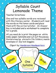syllable template 28 images check out our syllable zoo
