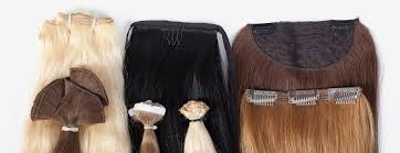 sewn in hair extensions customized hair extensions hair wefts machine sewn