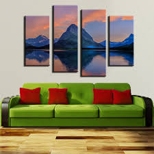 Wall Scenes by Online Get Cheap Lake Scenes Aliexpress Com Alibaba Group