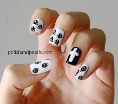 92 best nails skull images on pinterest skull nails skull and