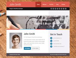 Wordpress Resume Themes 17 Best Personal Wordpress Themes 2017 Theme Junkie