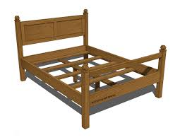 Queen Platform Bed With Storage Plans by Free Build It Yourself Bed Plans