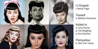 rolling hair styles how to do 1940s pin up hairstyles easy tutorials for short hair