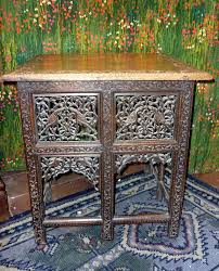Ebay Console Table by Anglo Indian Carved Half Moon Rosewood Console Table Ebay