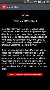 verizon visual voicemail android blackberry q10 z10 and z30 basic visual voicemail set up