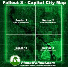 Fallout 3 Interactive Map by Alfa Img Showing U003e Fallout 3 Interactive World Map