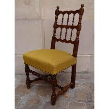 chaises louis xiii chaise ancienne tabouret ancien sur proantic haute époque