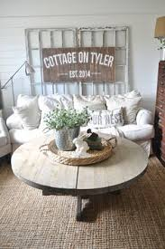 cottage style round coffee tables how to style a round coffee table coffee rounding and living rooms