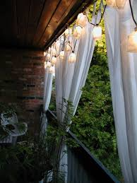 Best Net Curtains For Privacy Best 25 Balcony Curtains Ideas On Pinterest Apartment Patio