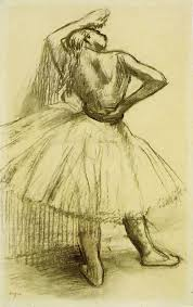 edgar degas ballet dancer resting one of my all time favorite