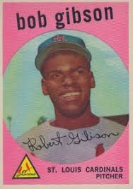 top 10 baseball rookie cards from the 1950s