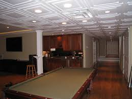 Tin Ceiling Lights Decorating Exciting Faux Tin Ceiling Tiles With Ceiling Lights