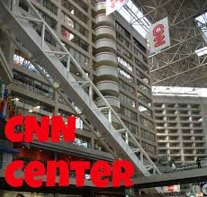 Georgia World Congress Center Map by The Cnn Center Atlanta Ga Mom With A Map Travel With Family