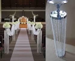 aliexpress com buy 120cm h 20cm w aisle crystal wedding road