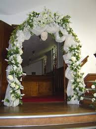 wedding arches decorated with tulle wedding arch go to www likegossip to get more gossip news