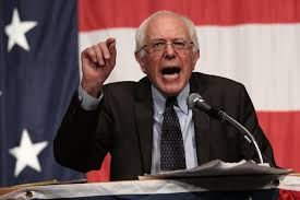 bernie sanders trump is a u0027fraud u0027 for cozying up to wall street