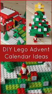 count down to christmas with a diy lego advent calendar