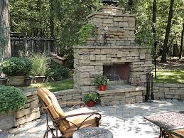 outdoor fireplace plans do yourself fireplaces and outdoor