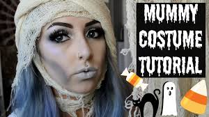 mummy halloween costumes mummy costume halloween 2016 youtube