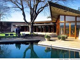 a rare chance to buy a frank lloyd wright house sfgate
