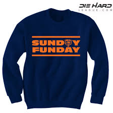 chicago bears store sunday funday navy sweatshirt best deal