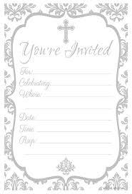 amazon com religious celebration invitations fill in style 20