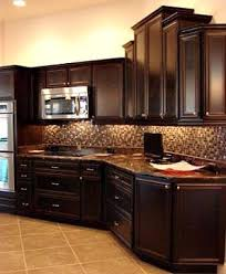 Designing Home Thoughts On Choosing Dark Kitchen Cabinets - Dark kitchen cabinets