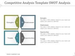analysing result of brainstorming session swot analysis ppt