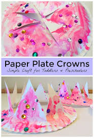 easy crown craft for kids simple crafts diy paper and craft